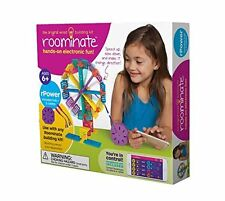NEW Roominate rPower - rPower lets kids build app-powered toy structures STEM