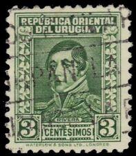 URUGUAY 453 (Mi505) - General Fructoso Rivera (pf2008)