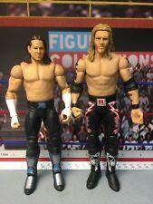 WWE Mattel USED Wrestling Figures Lot of 2 Basic Edge Matt Hardy Set