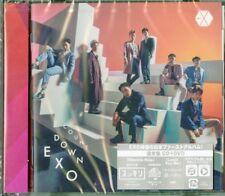 EXO-COUNTDOWN-JAPAN CD+DVD (Normal version) I96
