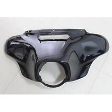 Vivid Black Batwing Outer Fairing For Harley Touring Glide Ultra Limited 2014-18