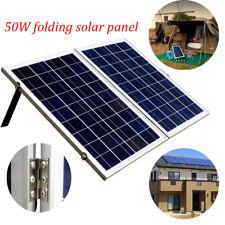 ECO 50W 100W 120W Portable Fold Solarmodul Photovoltaik 12V Solarpanel Module
