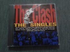 THE CLASH - THE SINGLES - CD COLUMBIA 1991 - COME NUOVO
