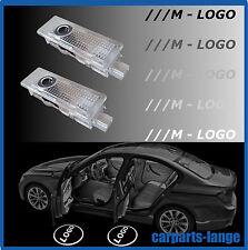 BMW LED M - LOGO Luce per porta Illuminazione Proiettore BMW SERIE 1