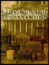 Monumental Minatures: Souvenir Buildings from the Collection of Ace Architects