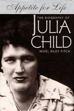 Appetite for Life: The Biography of Julia Child-ExLibrary