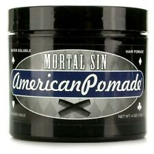 American Pomade Mortal Sin Water Based Hair Pomade