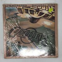 Commodores Natural High LP Vinyl Record Original 1978 Soul Funk