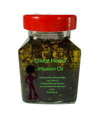 CHEBE HERBAL OIL INFUSION (Minimise Shedding,Thinning, Reduce Hair Loss) 8oz