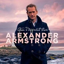 Alexander Armstrong Upon a Different Shore CD 2016