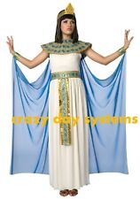 Adult Cleopatra Costume Halloween Size Small (4/6) Womens Queen of the Nile