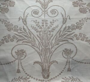 "14x14"" Handmade cushion cover In Laura Ashley Josette Truffle/Austen Natural"