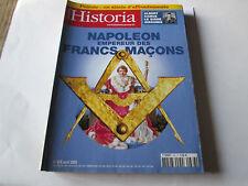 """historia 676  """" napoleon empereur des francs macons """""""