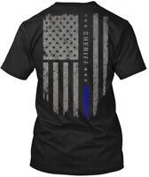 Comfy Sheriff - ***sheriff*** Hanes Tagless Tee Hanes Tagless Tee T-Shirt