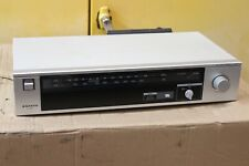 Vintage Sanyo Stereo Component Tuner Jt-250 - Mij Japan