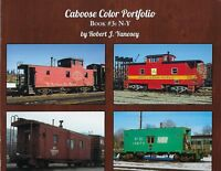 CABOOSE Color Portfolio - Book 3: N to Y -- (NEW BOOK)