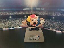 Uefa Euro Ek voetbal 2000 Mascotte Mascot Maskottchen Benelucky beeldje figurine