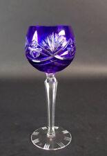 Kristallglas Römer -  Nachtmann kobaltblau