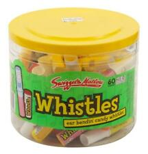 Swizzle Candy Whistles x 60 - Retro Sweets Party Bag Fillers