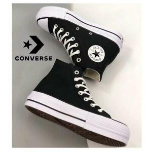 Converse – Chuck Taylor All Star classique Femme 37 NOIR
