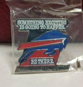 Buffalo Bills 2007 Season Ticket Holder Pin - New Collectible
