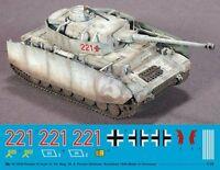 Peddinghaus 1/16 Panzer IV Ausf.H Markings Pz.R. 35 / 4. Pz.Div Russia 1944 3530