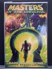 Masters of the Universe (NM) Dark Reflections MVCreations TPB He-Man