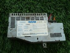 2003-2007 SAAB 93 DFIVER SIDE UNDER SEAT PIONNER AMPLIFIER OEM SEE PHOTO 07-03