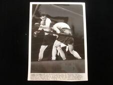June 23, 1937 Jim Braddock vs. Joe Louis Boxing Wire Photograph