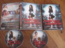Vampire Girl vs Frankenstein Girl de Naoyuki Tomomatsu, 2DVD, Horreur