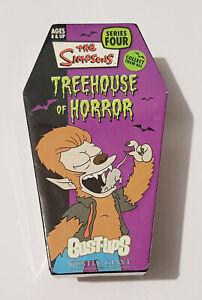 Simpsons Werewolf Bart Treehouse of Horror Bust-Ups Series 4 Halloween NEW RARE