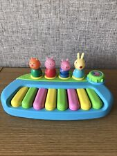 Peppa Pig My First Piano Musical Childs Instrument Keyboard Toy Plays Theme Song