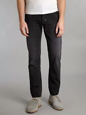 PRPS 'Rambler' Men's Slim Fit Straight Leg Chino Pants Black Size 30x32 NWT $258