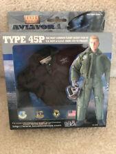 BLUE BOX BBI 1/6 SCALE US AVIATOR TYPE 45P FLIGHT JACKET