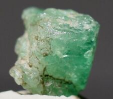 Natural Colombian Muzo Emerald Crystal specimen Gem rough