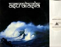 "ASTRALASIA the rhythm of life/celestial ocean 12"" PS EX+/EX EYE T2 house techno"