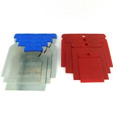 8ter Set Japanspachtel 4x Stahlblatt fexibel + 4 Kunststoff Autospachtel
