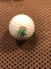 PING GOLF BALL/S-YELLOW/WHITE PING EYE #3..SENIOR PGA TOUR ROUNDUP LOGO..7/10