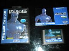 Jeux vidéo manuels inclus pour Combat pour sega mega drive