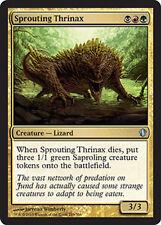 x4 Sprouting Thrinax MTG Commander 2013 M/NM, English