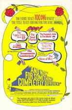 """16mm Trailer """"And Now For Something Completely Different"""" Monty Python RARE LPP!"""