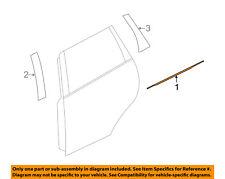 MITSUBISHI OEM Outlander Sport Rear-Window Sweep Belt Felt Molding Left 5757A243