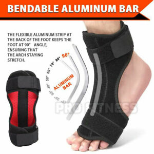 Plantar Fasciitis Dorsal Night Splint Foot Drop Brace Achilles Tendonitis Heel