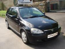 Corsa 3 Doors More than 100,000 miles Vehicle Mileage Cars