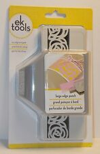 Large Edge Punch EK Tools 1 1/4 inch Rose Chain  Scrapbook Paper Punch   H46