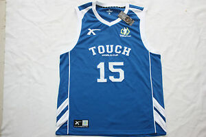 Touch Rugby World Cup 2015 Coffs Harbour Basketball Singlet Top, sizes XS S L