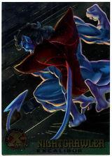 Nightcrawler #27 Fleer Ultra X-Men Chrome Trade Card (C291)