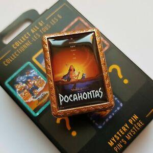 Disney Classics Film Poster Mystery Pin - Pocahontas - 2020 Trading Pin