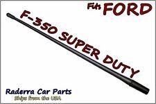 "1999-2016 Ford F350 Super Duty - 13"" SHORT Custom Flexible Rubber Antenna Mast"