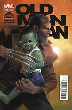 OLD MAN LOGAN #1 RARE DELL OTTO NEWBURY VARIANT NM WOLVERINE